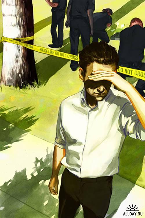 Иллюстратор Owen Freeman