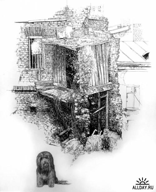 Иллюстрации Ирина Карпова