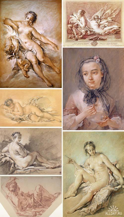 Artworks by Francois Boucher
