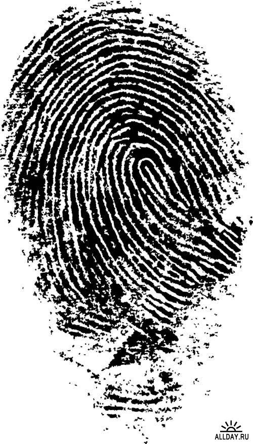 Отпечатки пальцев 5   Fingerprints 5