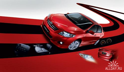 Toyota - Creative Collection