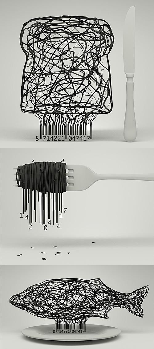 Работы Rizon Parein