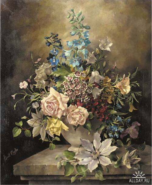 Художник Harold Clayton (1896-1979)