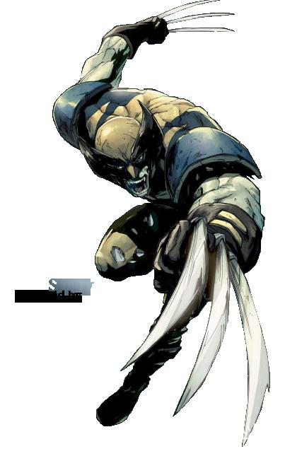 X-Men - 80 Hi-Rez Render Package