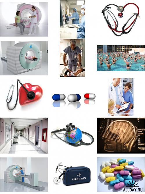 Stock Photos - Medicine | Медицина