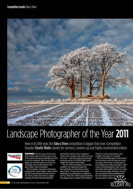 Amateur Photographer - 5 November 2011