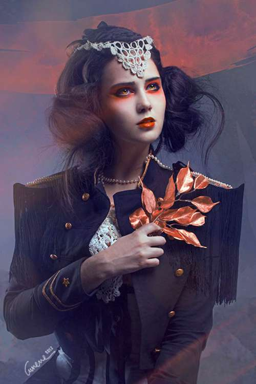 Увлекательные работы Елены Занотти