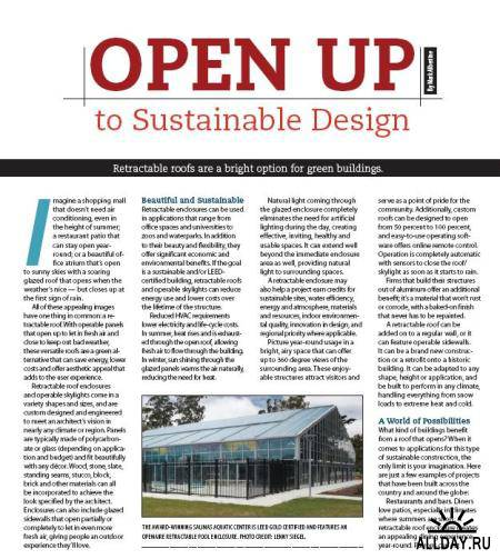 Environmental Design + Construction - September 2011