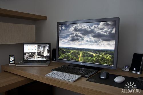 25 Elegant Workstations for Your Inspiration