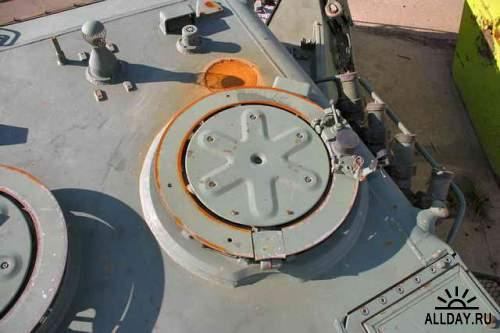 Фотообзор - немецкий основной танк Leopard C1