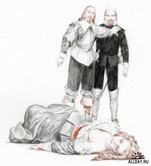 Иллюстратор Денис Гордеев