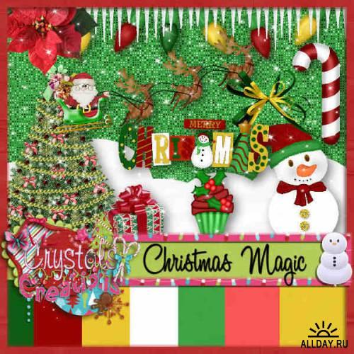 Scrap kit - Christmas Magic