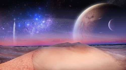 Эрокосмические фантазии