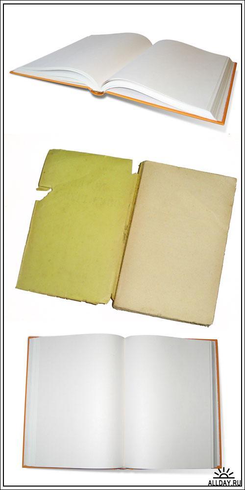 Фотоклипарт - Books Pack 4