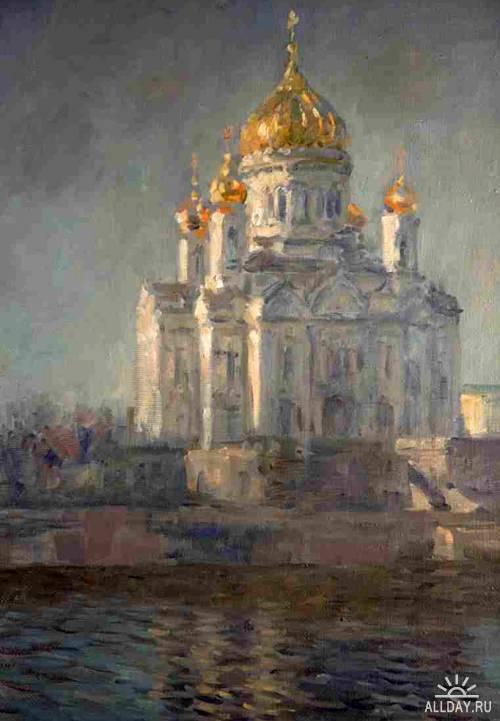 Художник Виктор Шилов