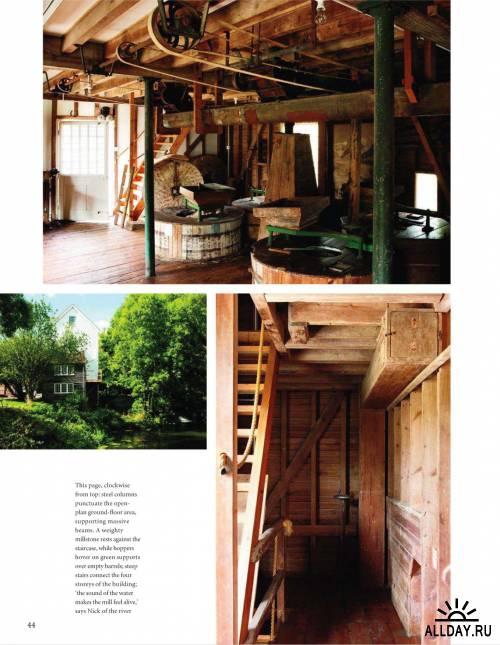 The World of Interiors №8 (август 2011) / UK