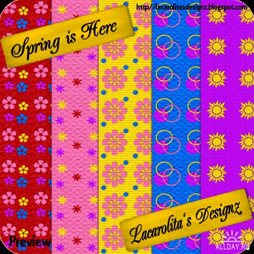 Lacarolita Spring is Here.