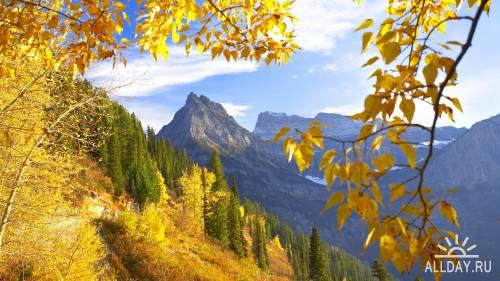 Подборка обои горы