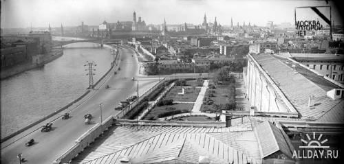 Москва, которой нет. Фотографии 1900-1960 гг.