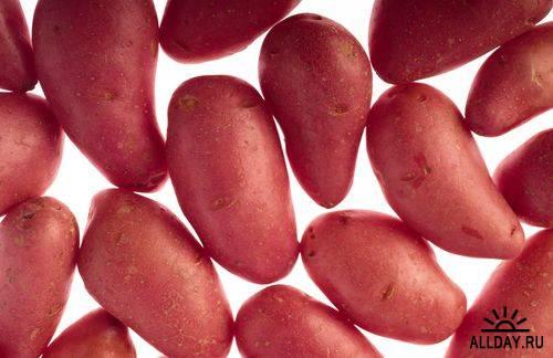 Клипарт - Texture Vegetables