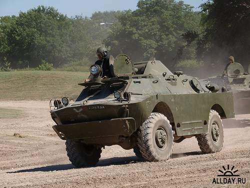 Tankfest 2013 - Техника СССР и союзников