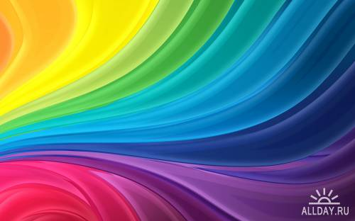 50 Wonderful Colorful Abstract HD Wallpapers (Set 12)