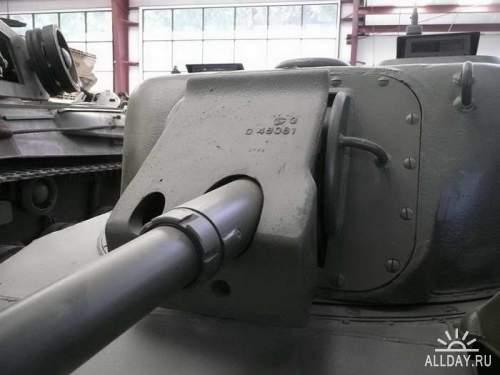 Фотообзор - американская САУ M22 Locust