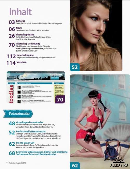 Photoshop Magazine №4 2013