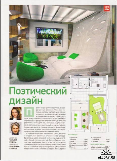 Идеи вашего дома №6 (июнь 2011) Украина