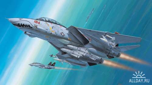 Подборка фото отличного качества сборника авиации выпуск 36