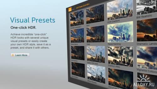 Nik Software HDR Efex Pro 1.202