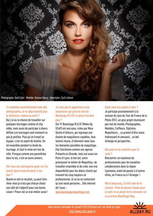 Backstage Mag №6 2012