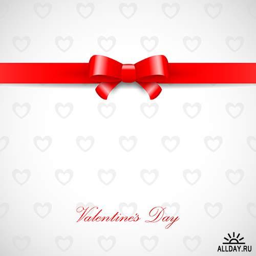 Векторный клипарт - День влюблённых 5