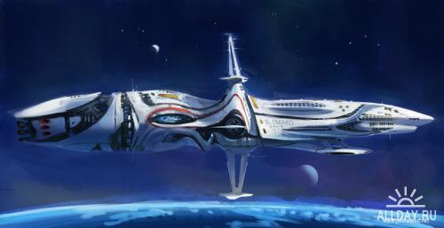 Большое Космическое Путешествие (часть 2-я)