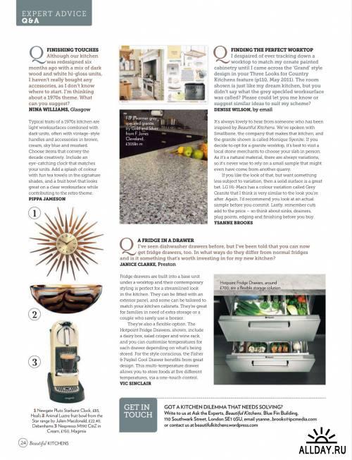 25 Beautiful Kitchens №2 (февраль 2012) / UK