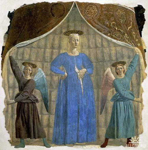 Пьеро делла Франческа | XVe | Piero della Francesca