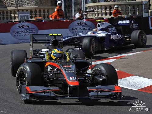 35 Grand Prix Monaco 2010 Wallpapers