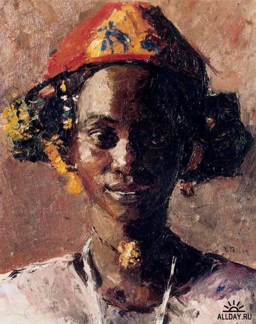 Африка в живописи | Africa in painting