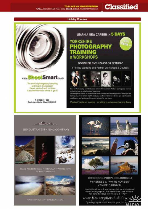 Digital SLR Photography №12 (декабрь 2011) / UK