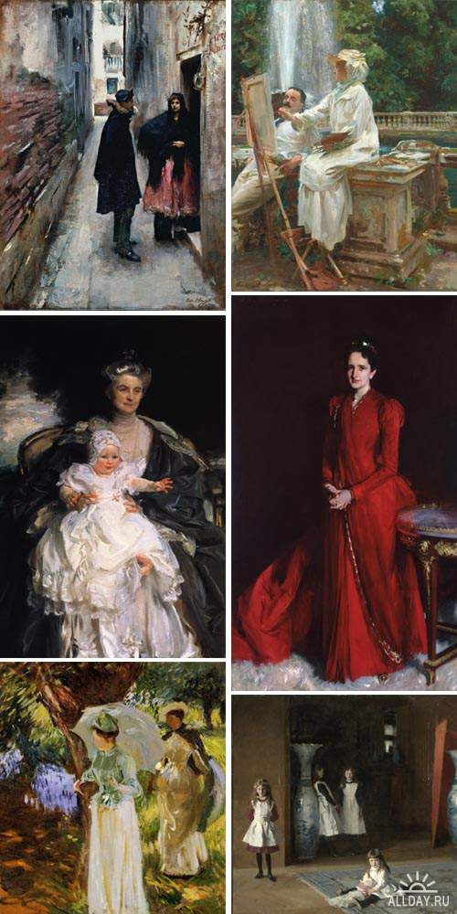 Artworks by John Singer Sargent