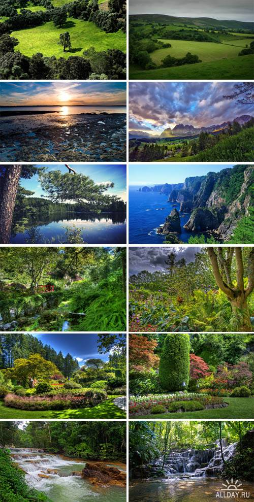 Amazing Nature Landscapes p.3