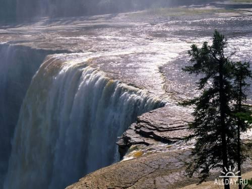 65 Wonderful Waterfalls of World HQ Wallpapers