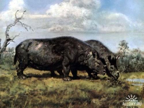Динозавры и вымершие животные