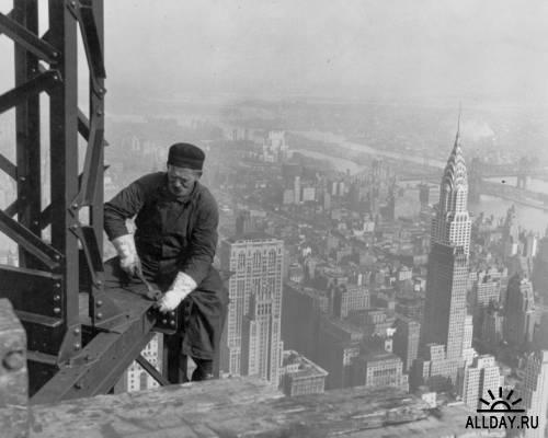 Строители небоскребов