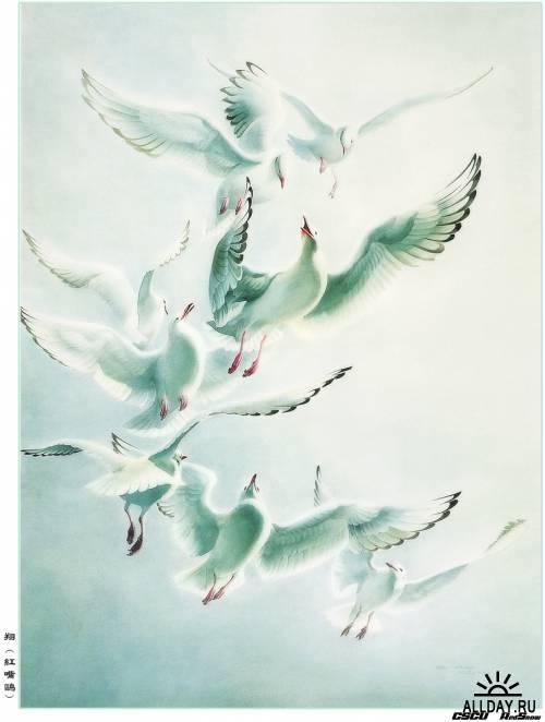 Художник Zeng Xiao Lian