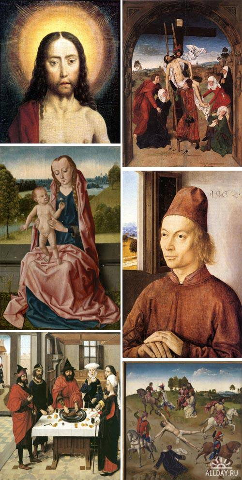 Artworks by Dieric Bouts the Elder