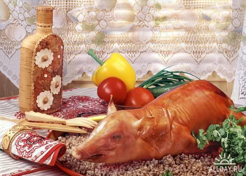 Stock Photos - Национальная кухня