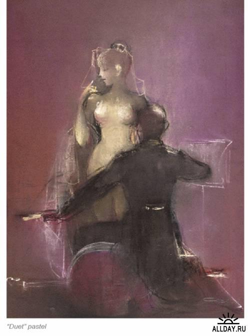 Artworks by Carlos Sayadyan
