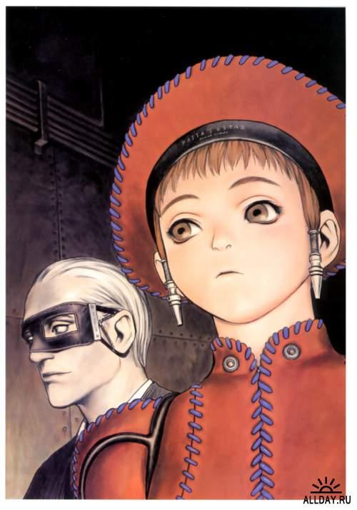 Artbooks / Tsukasa Jun - Lika A Balanced Life