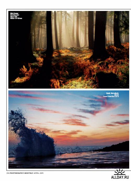 Photography Monthly April 2011